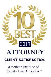 AIFLA Award Logo for Attorney Crystal Maldonado